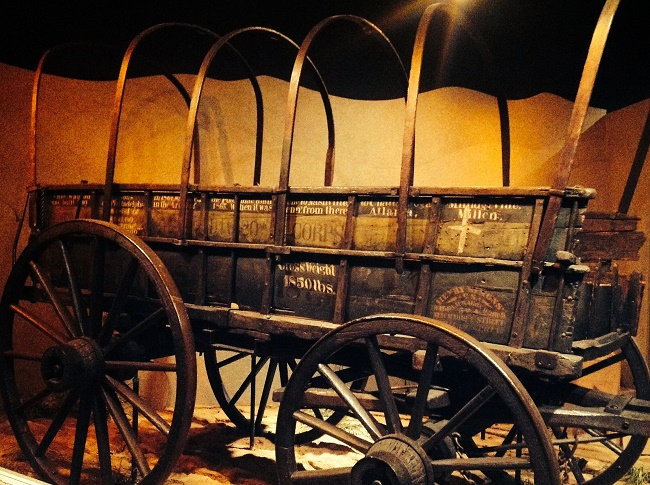 Wagons in war