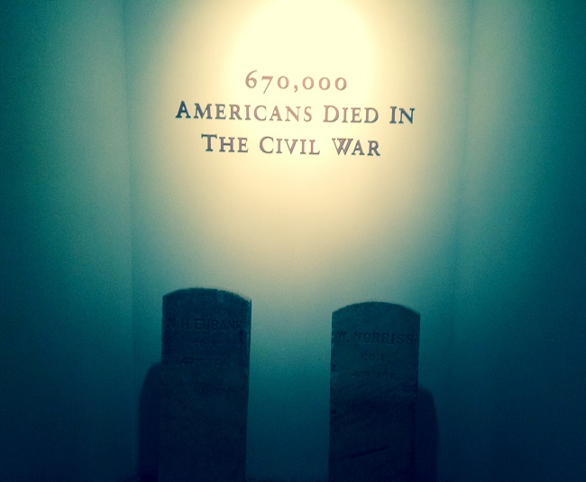 Death Tally in Civil War