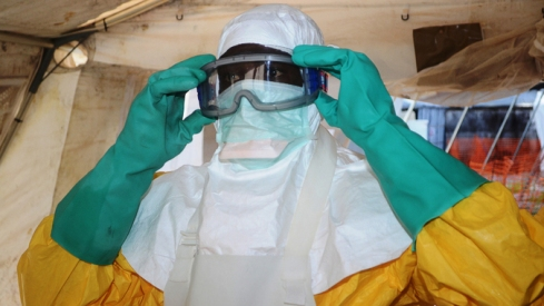 Ebola Virus in West Africa