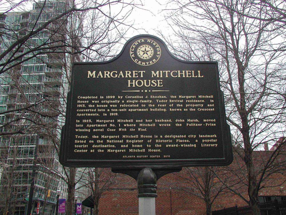 Margaret Mitchell House (4/4)