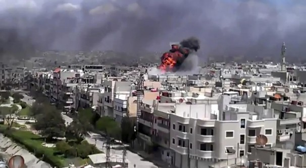 Syria What's Going On? (1/3)