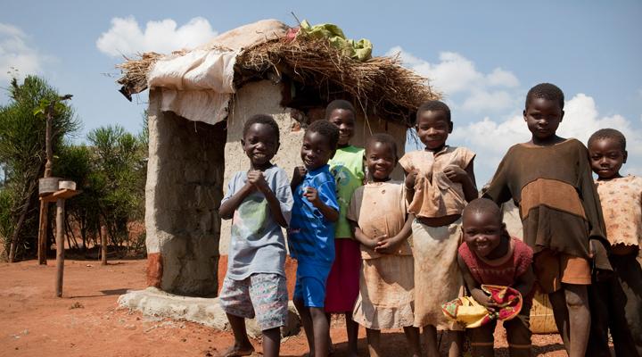 Ebola Outbreak Getting Relief (1/5)