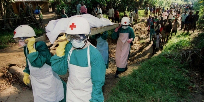 Ebola Spread Fires Need For International Intervention (1/4)