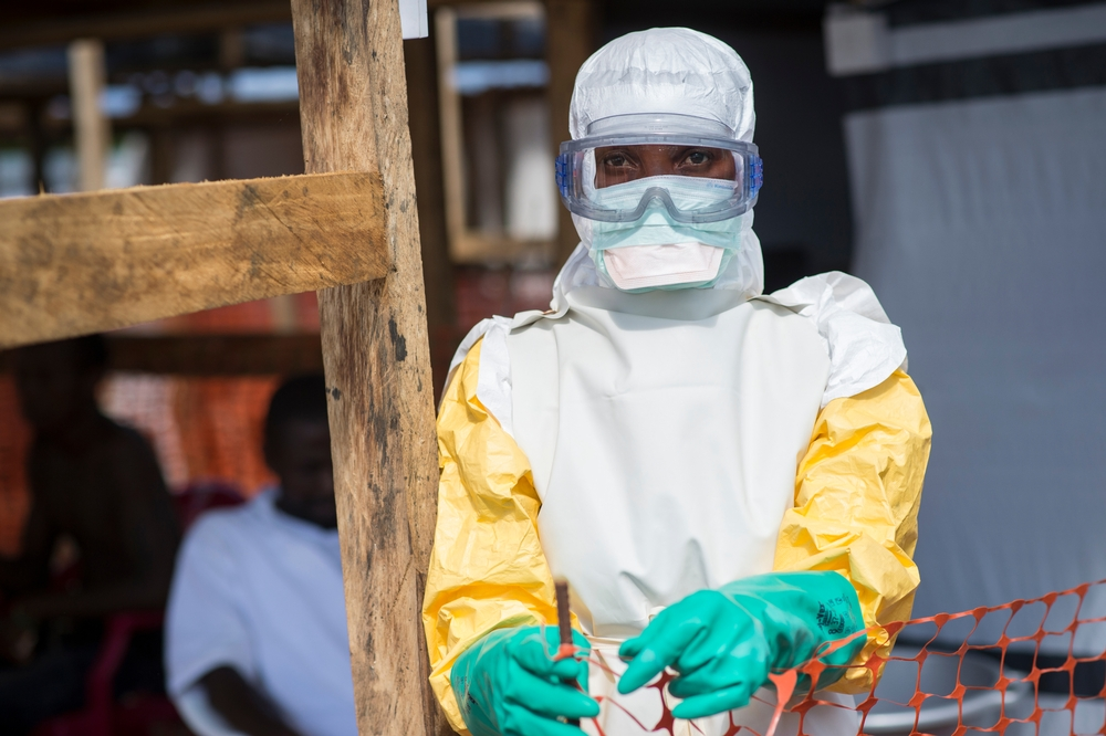 Ebola Spread Fires Need For International Intervention (4/4)