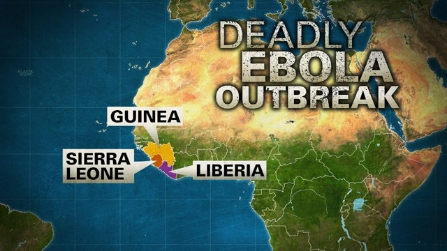 Ebola Spread Fires Need For International Intervention (2/4)