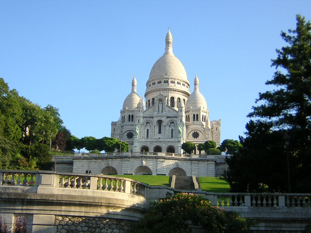 Sacre-Coeur Basilica |...